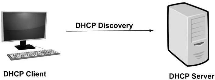 DHCP discovery