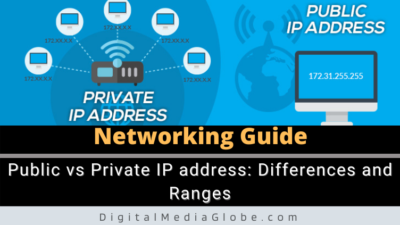 Public vs Private IP address: Differences and Ranges