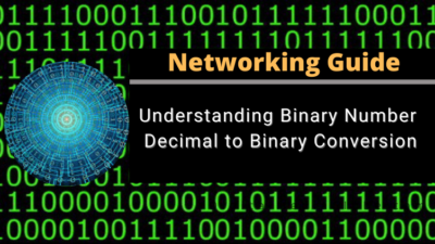 Understanding Binary Number and Decimal to Binary Conversion