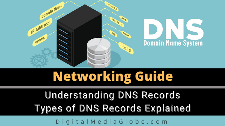 Understanding DNS Records Types of DNS Records Explained