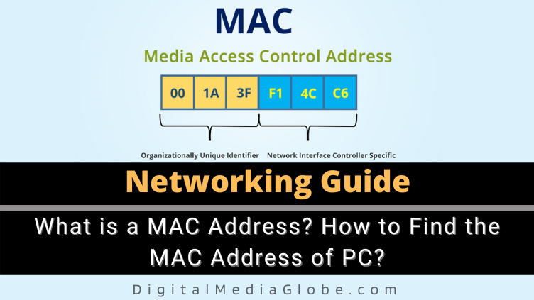 What is a MAC Address How to Find the MAC Address of PC