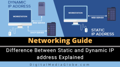 Difference Between Static and Dynamic IP address Explained