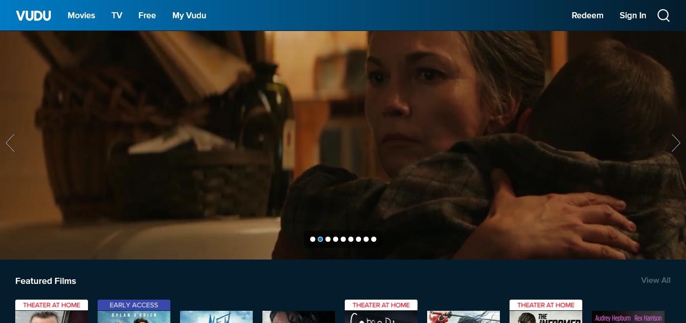 Vudu Rent Buy Watch Movies TV Online