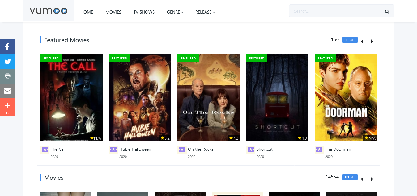 Vumoo Watch the Latest Movies and TV Shows Free Online