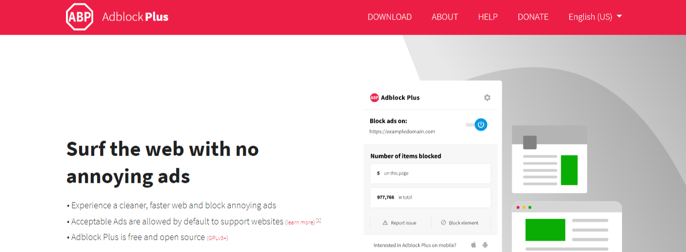 adblockplus org Ad Blocker