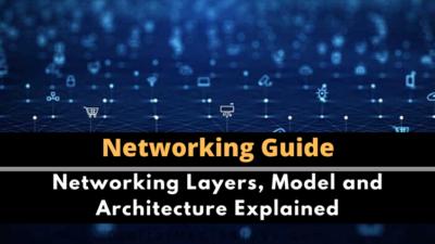 Networking Layers, Model and Architecture Explained