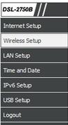 Verizon DLink Wireless setup