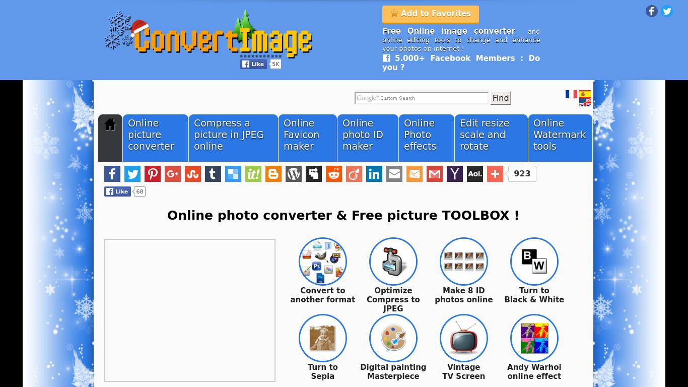 ConvertImage image converter online