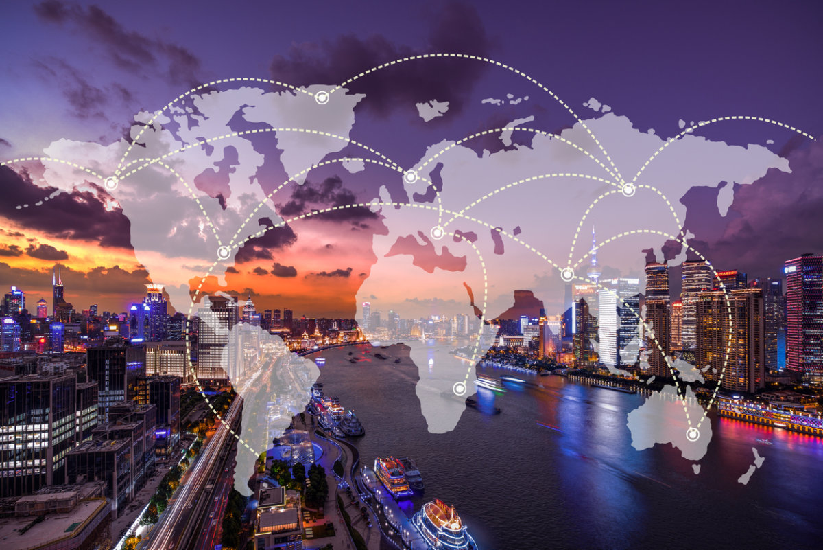 Wide Area Network WAN DigitalMediaGlobe
