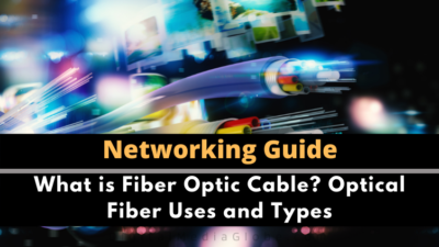 What is Fiber Optic Cable? Optical Fiber Uses and Types