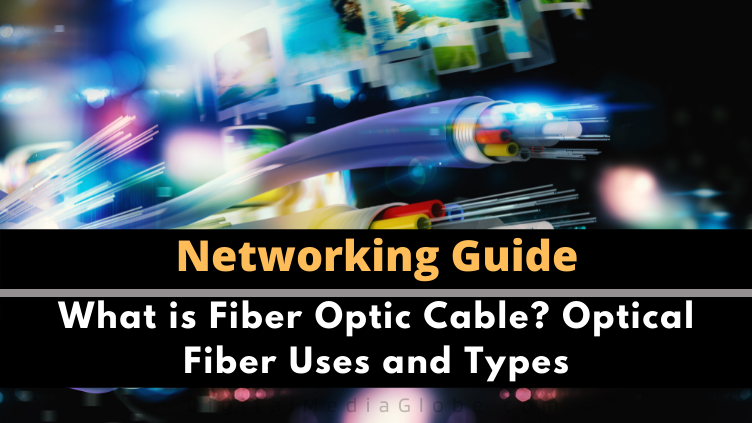 What is Fiber Optic Cable Optical Fiber Uses and Types